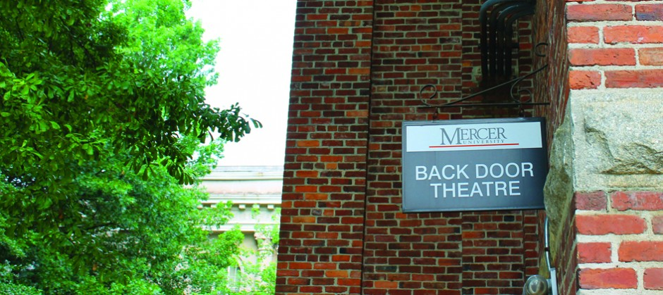 Back Door Theatre at Mercer University