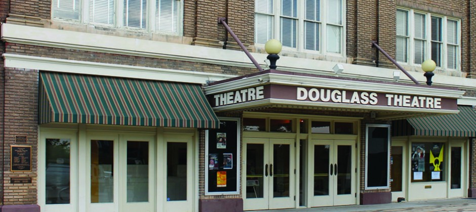 The Douglass Theatre