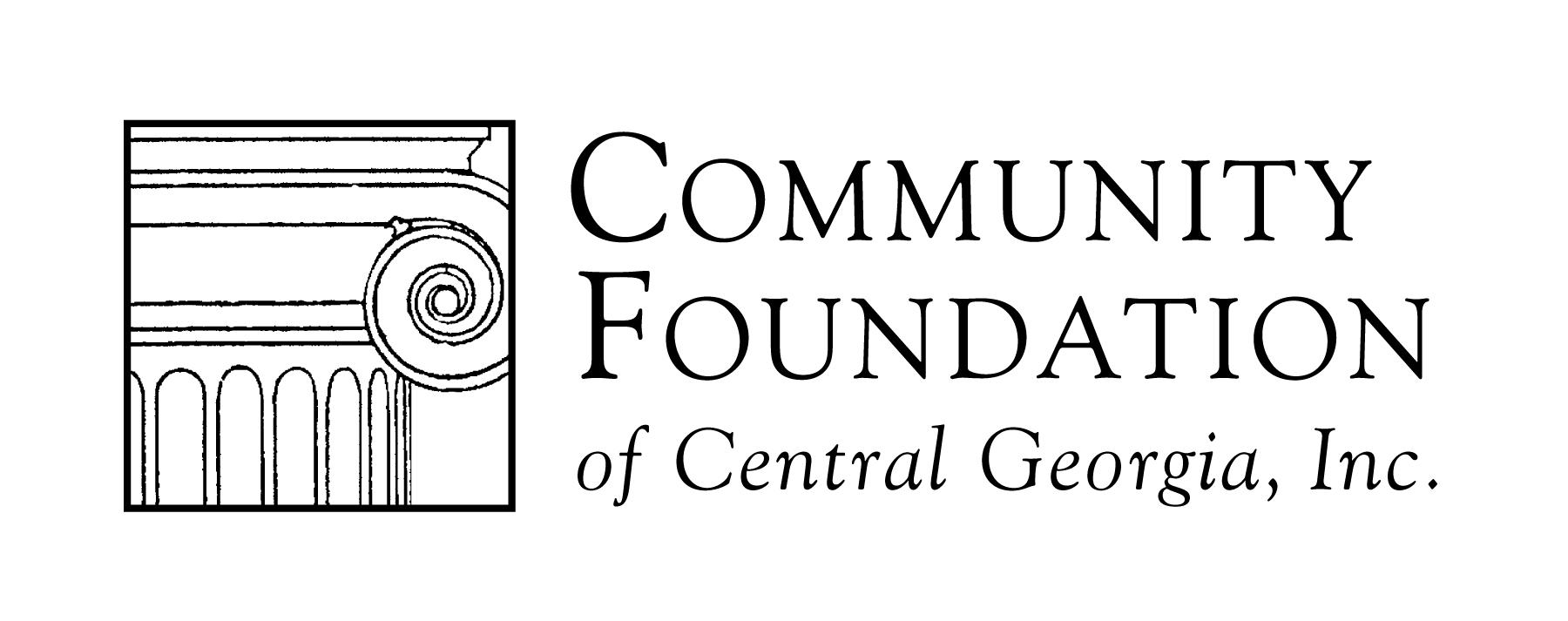 CFCG Inc Black-White Logo