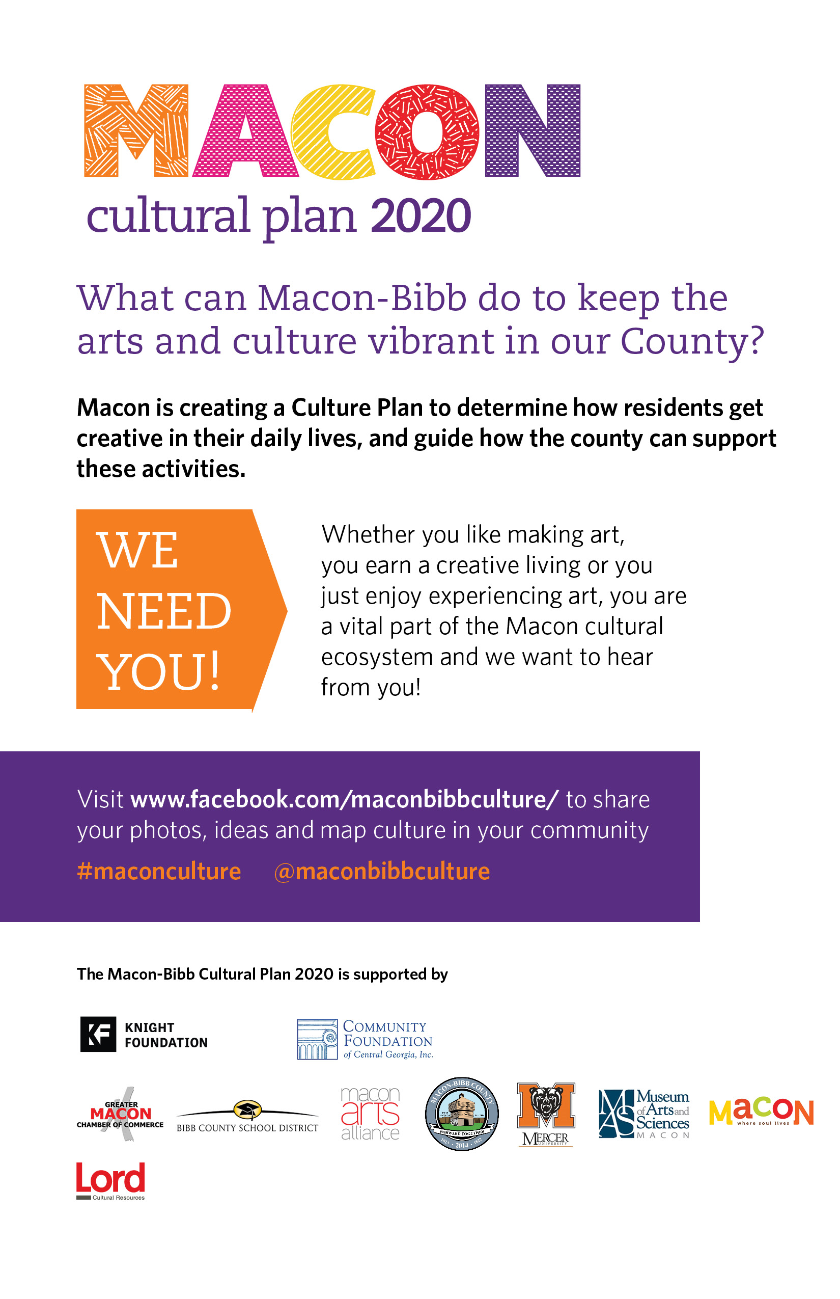 Live Cultural Plan Webinar