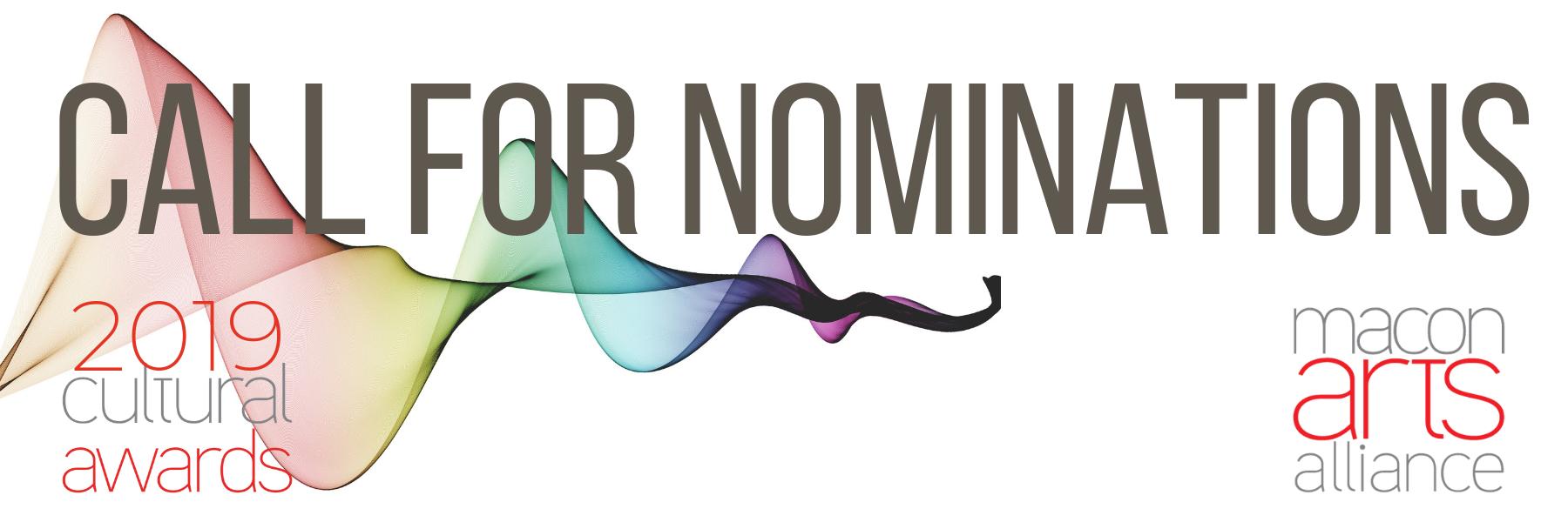 Cultural Award Nominations