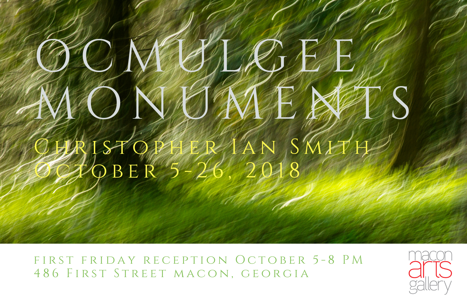 Ocmulgee Monuments by Christopher Ian Smith
