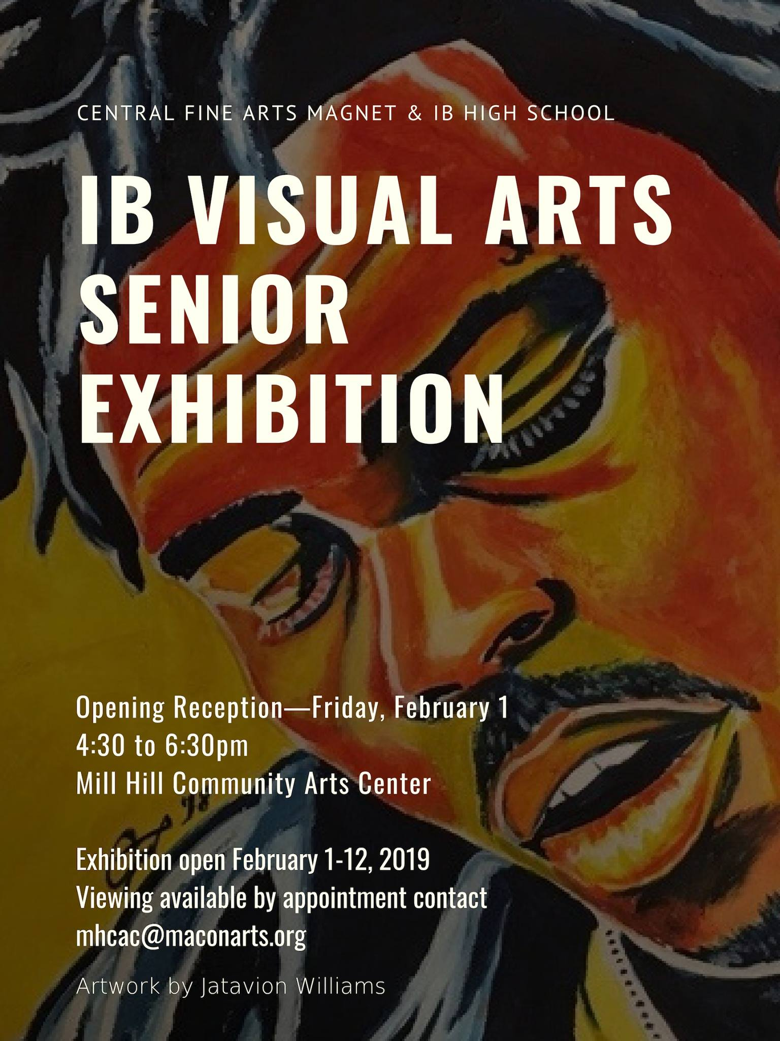 Central High School IB Senior Art Show
